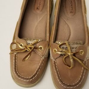 SPERRY TOP SIDER WOMENS Slip On shoes size 6